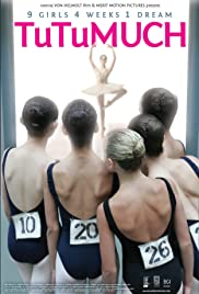 TuTuMuch Poster