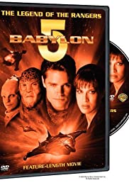 Babylon 5: The Legend of the Rangers: To Live and Die in Starlight (2002) Poster - Movie Forum, Cast, Reviews