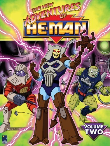 The New Adventures of He-Man (1990)