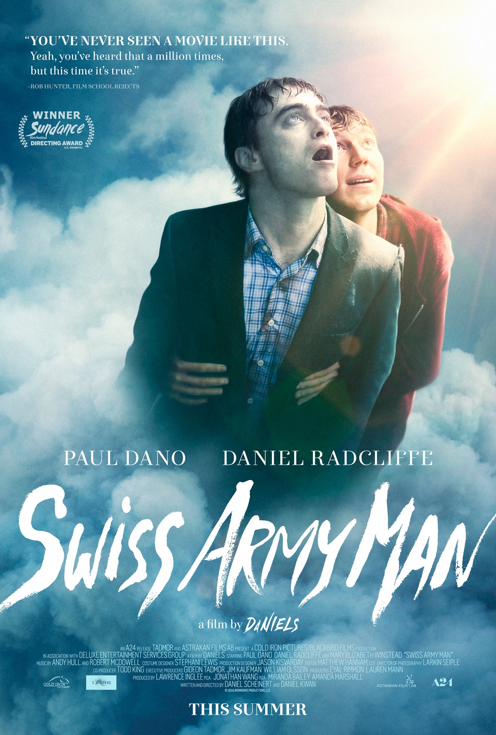 Swiss Army Man (2016) - IMDb