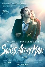 Paul Dano and Daniel Radcliffe in Swiss Army Man (2016)
