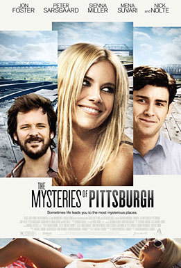 Where to stream The Mysteries of Pittsburgh