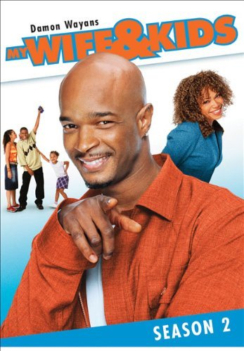 Damon Wayans, Tisha Campbell, Jennifer Freeman, George Gore II, and Parker McKenna Posey in My Wife and Kids (2001)