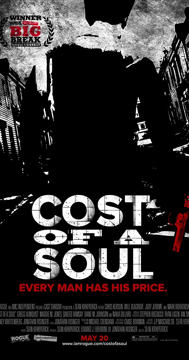 Subtitle of Cost of a Soul