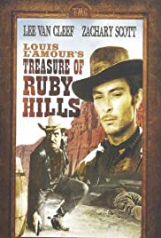 Treasure of Ruby Hills Poster