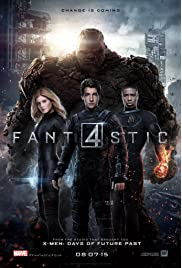 Download Fantastic Four (2015) Movie