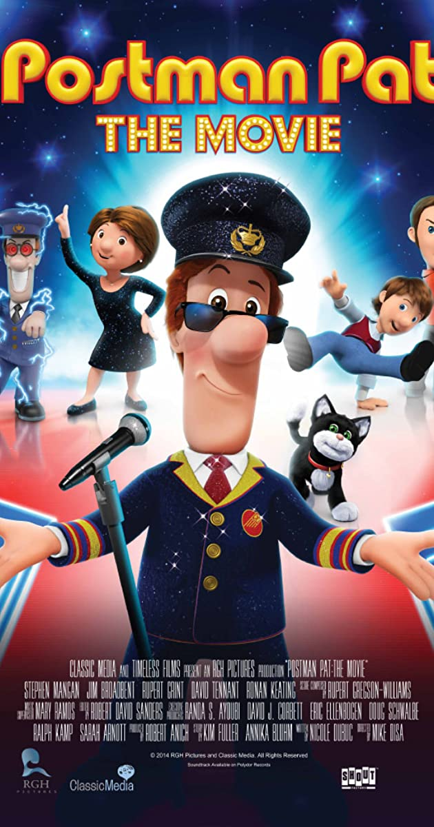 Subtitle of Postman Pat: The Movie