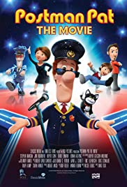 Postman Pat The Movie (2014) 720p