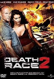 La carrera de la muerte: el origen (Death Race 2)