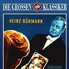 Heinz Rühmann and Karin Baal in Der Jugendrichter (1960)