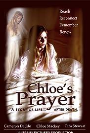 Chloe's Prayer Poster