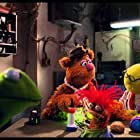 Frank Oz, Bill Barretta, Dave Goelz, Steve Whitmire, Kermit the Frog, The Muppets, and Fozzie Bear in Muppets from Space (1999)