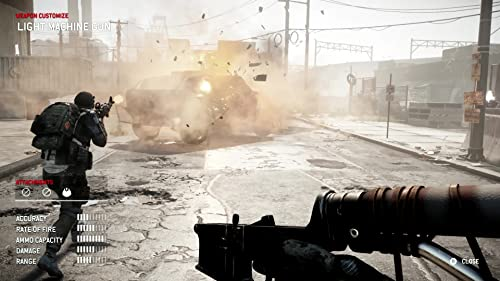 Homefront: The Revolution: Freedom Fighters (German)