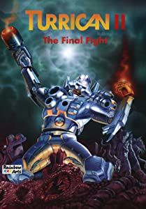 Turrican II: The Final Fight movie mp4 download