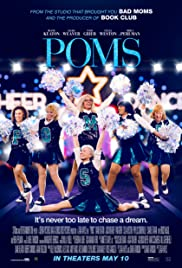 Watch Full HD Movie Poms (2019)