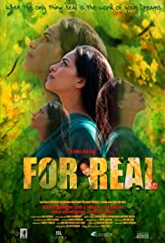 For Real Poster