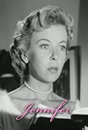 Jennifer (1953) starring Ida Lupino on DVD on DVD