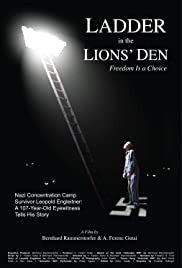 Ladder in the Lions' Den Poster