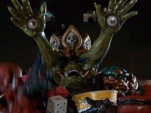Trickster Treat ( Power Rangers Super Samurai: Trickster Treat )