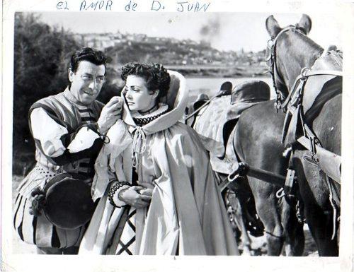 Fernandel in Don Juan (1956)