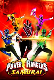 Jeff Szusterman, Erika Fong, Hector David Jr., Alexander P. Heartman, Brittany Anne Pirtle, and Najee De-Tiege in Power Rangers Samurai (2011)