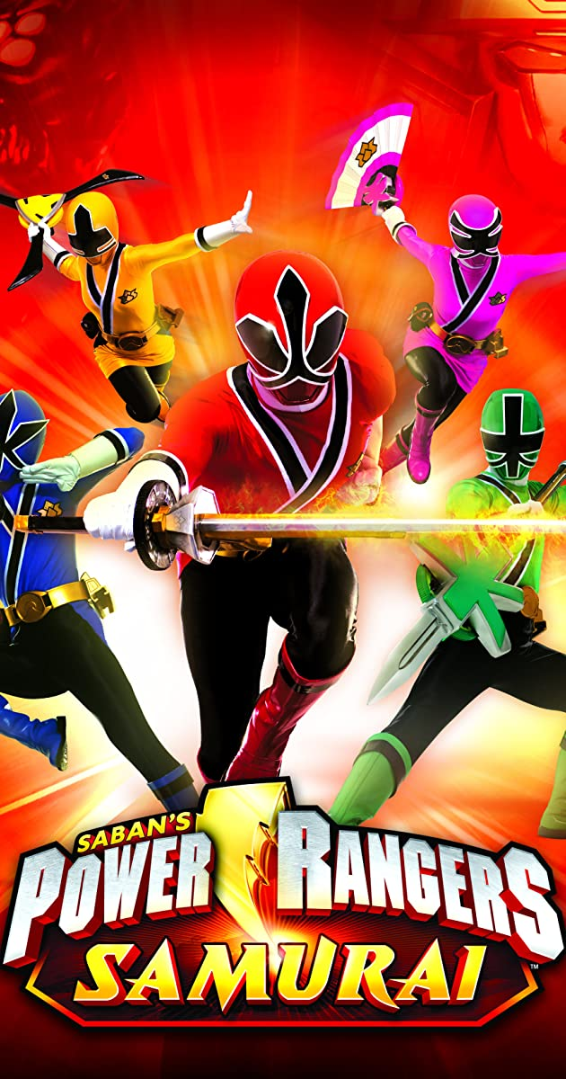 Power Rangers Samurai Tv Series 20112012 Imdb