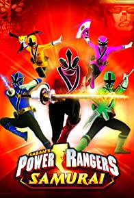 Primary photo for Power Rangers Samurai