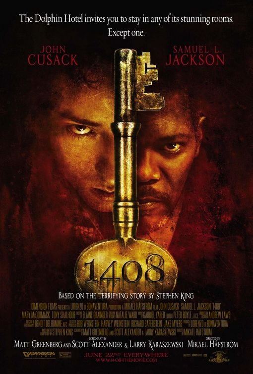 O Quarto 1408 [Dub] – IMDB 6.8