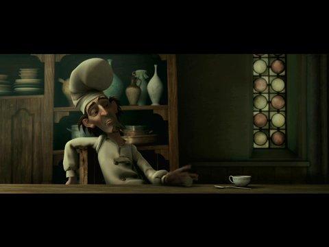 the tale of despereaux theme