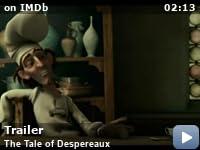 The Tale of Despereaux (2008) - IMDb