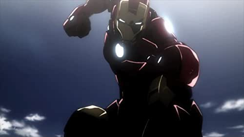 Iron Man is framed by a technological terrorist, and breaks out to stop him and clear his name.