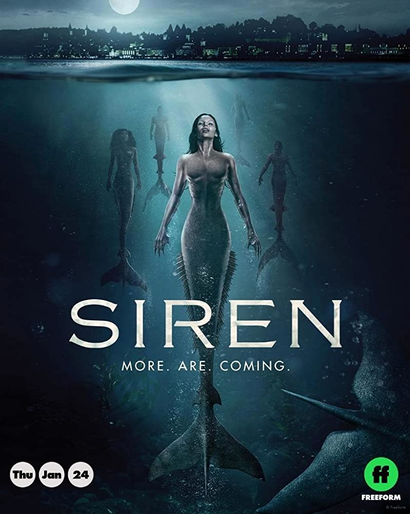 Siren 2018 S02 E06 HDTVRip 250MB Download