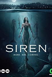 View Siren Season 1 (2018) TV Series poster on Ganool