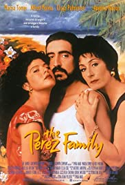 The Perez Family Poster