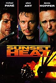 Sunset Heat Poster