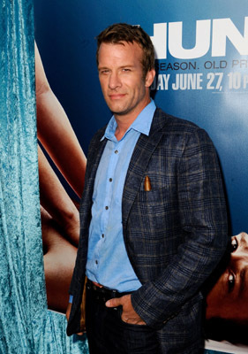 Thomas Jane at an event for Hung (2009)