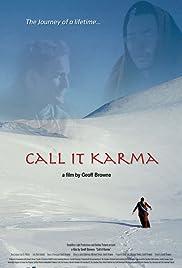Call It Karma Poster