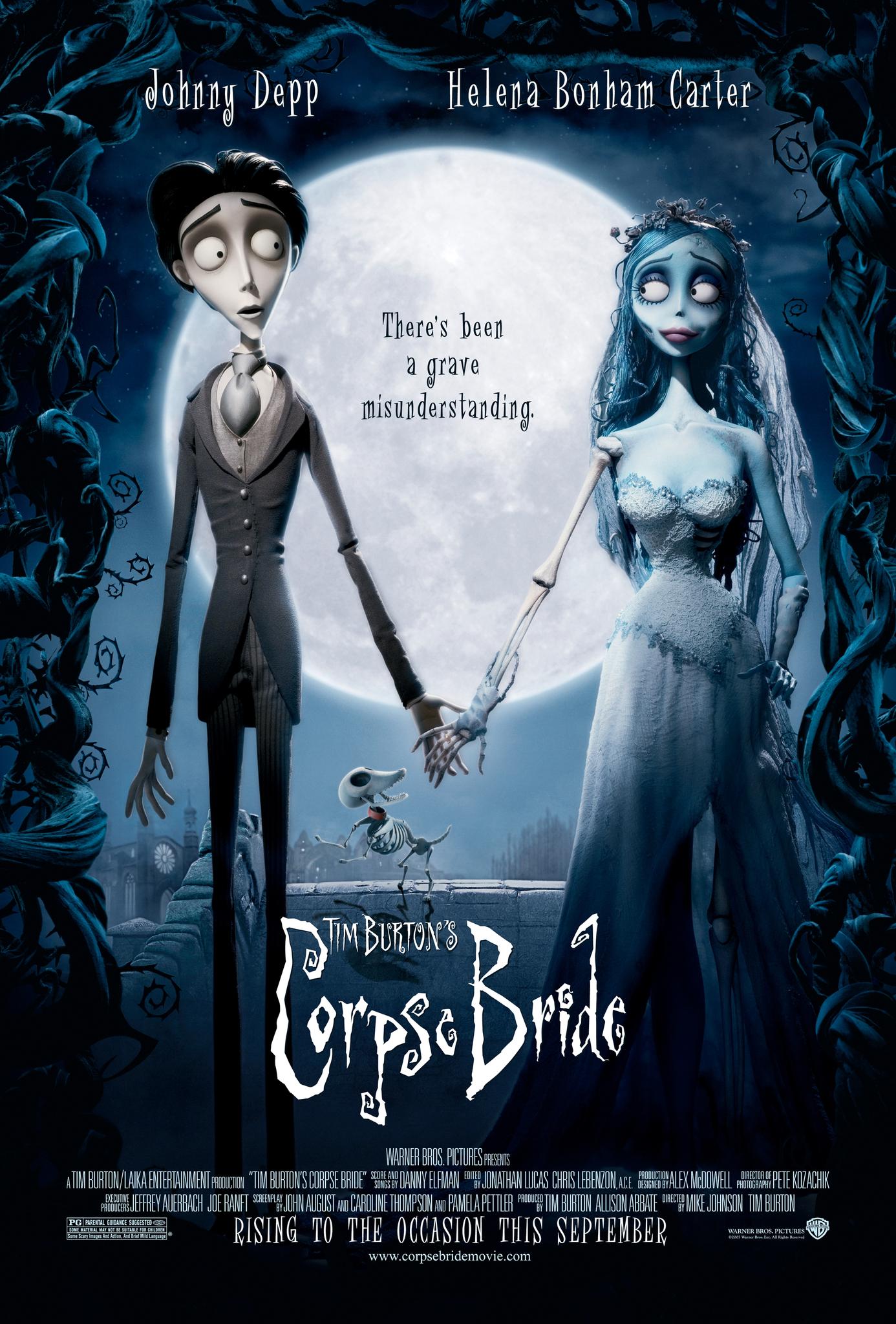 Corpse Bride (2005) , IMDb