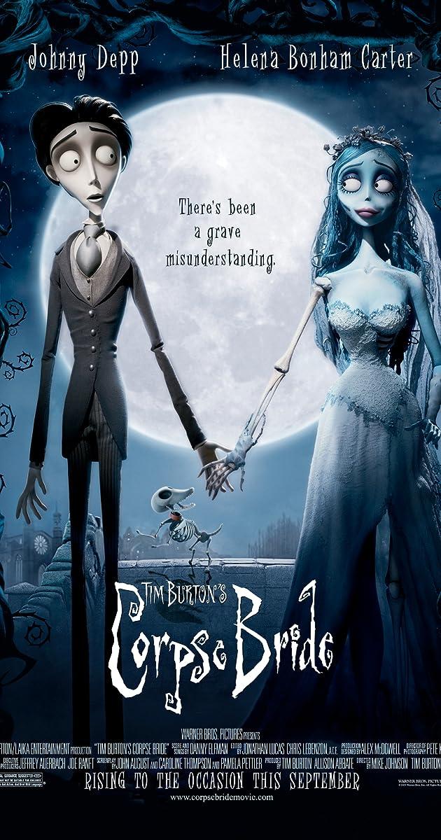 Corpse Bride (2005) - Soundtracks - IMDb