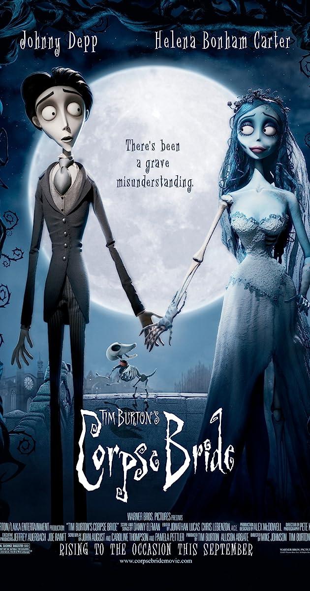 Corpse Bride (2005) - IMDb