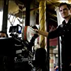 Quentin Tarantino and David Schofield in Inglourious Basterds (2009)