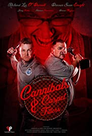 Cannibals and Carpet Fitters Poster