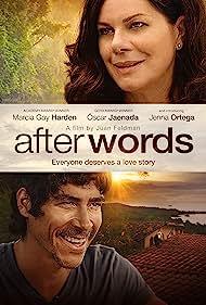 Marcia Gay Harden, Óscar Jaenada, and Jenna Ortega in After Words (2015)