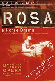 The Death of a Composer: Rosa, a Horse Drama Poster