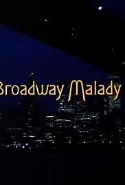 Broadway Malady Poster