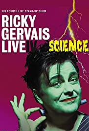 Ricky Gervais: Live IV - Science (2010) 1080p