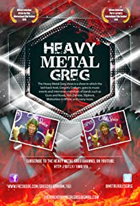 English movie dvd download Heavy Metal Greg [360p]