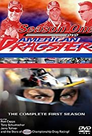 American Dragster Poster