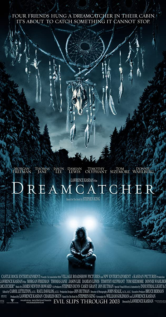 Dreamcatcher 40 IMDb Magnificent Dream Catchers Film