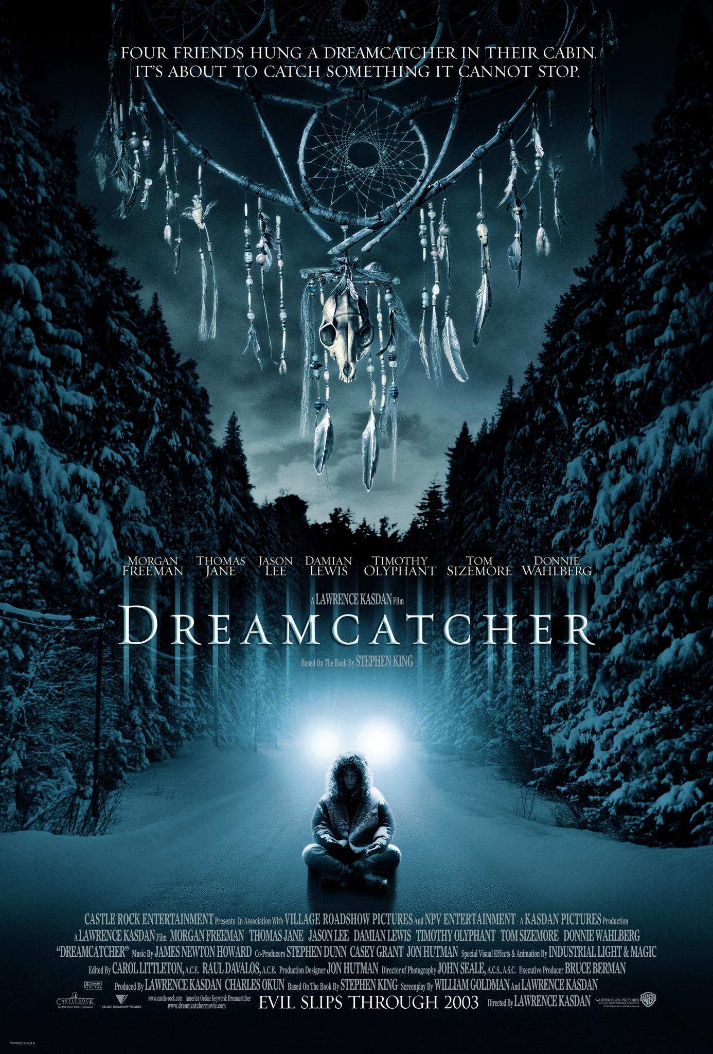 Dreamcatcher / Düş kapanı türkçe izle